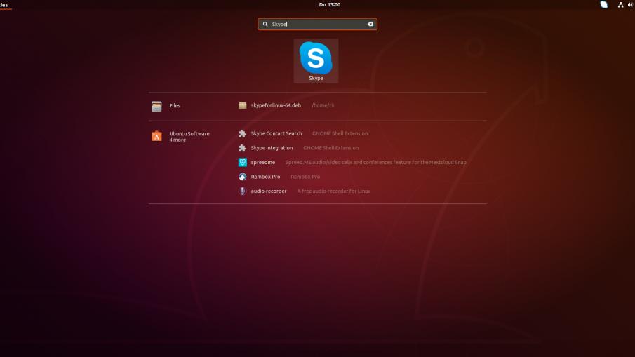 Install skype Ubuntu