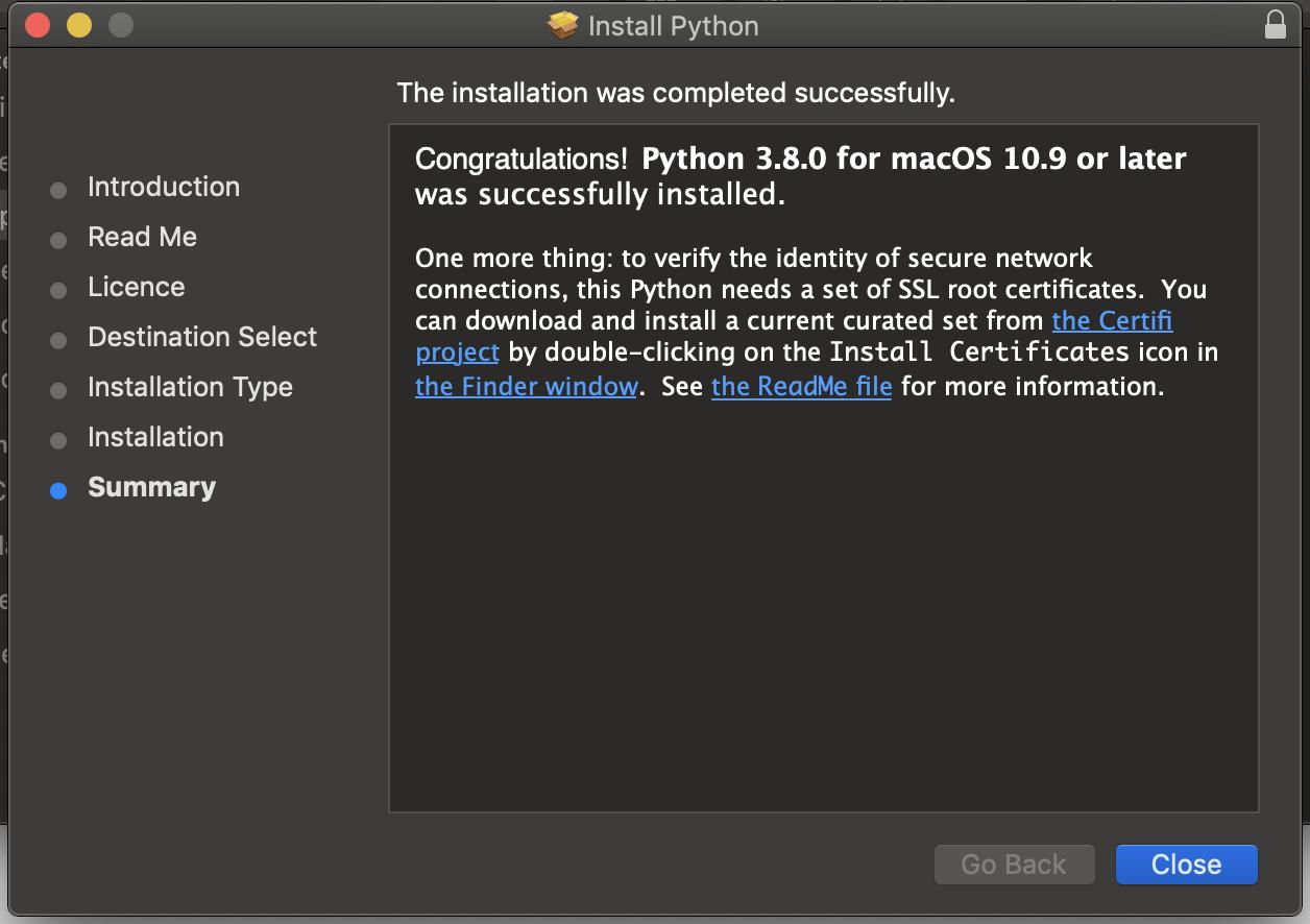 Install Python 3 8 On Mac Os Python 3 8 Released