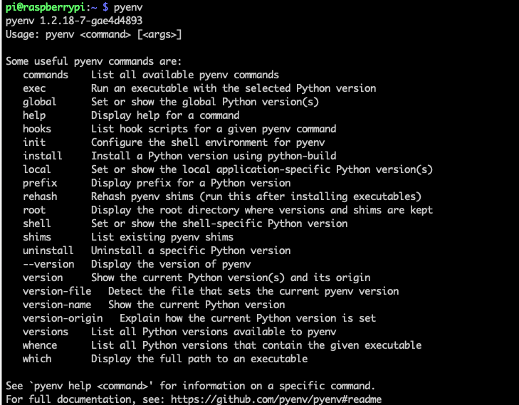 Install Python 3.8.1 on Raspberry